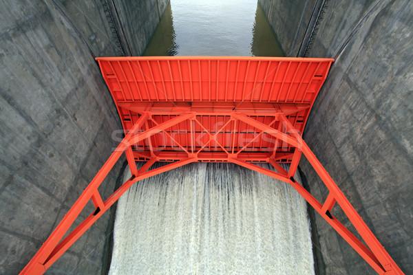 Water gate Stock photo © vichie81