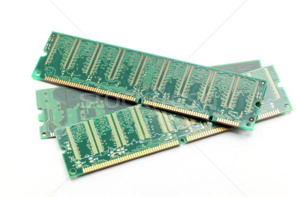 Computer ram Memory Stock photo © vichie81
