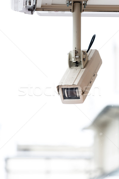 CCTV camera Stock photo © vichie81