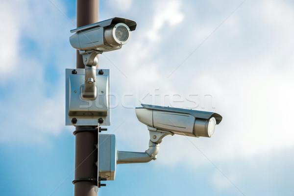CCTV Stock photo © vichie81