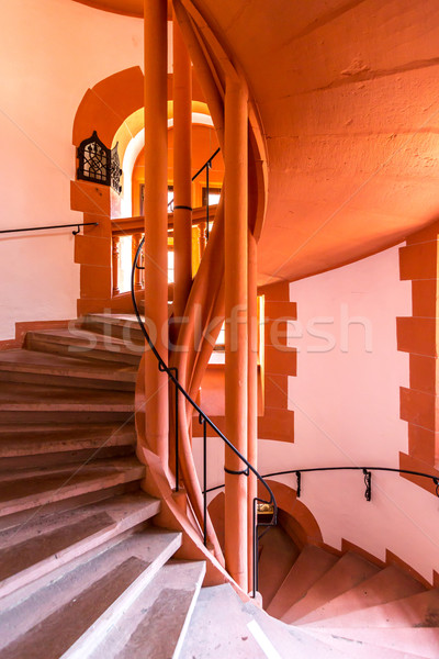 spiral staircase Stock photo © vichie81