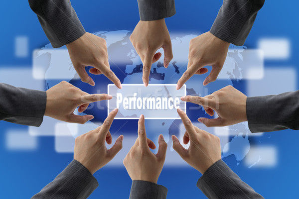 Performance Audit Team Stock photo © vichie81