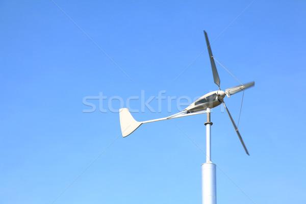 Wind Turbine  Stock photo © vichie81