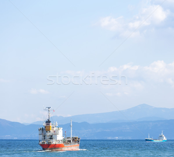 container ship Stock photo © vichie81