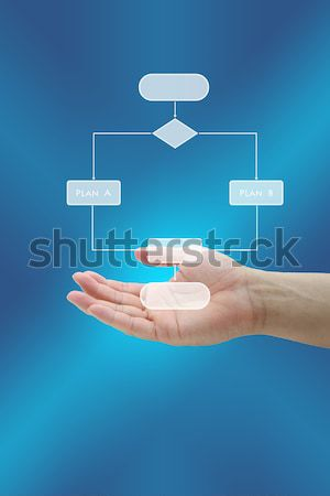 business decision analyze Stock photo © vichie81