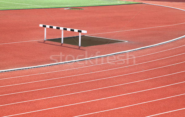 Hurdle Stock photo © vichie81