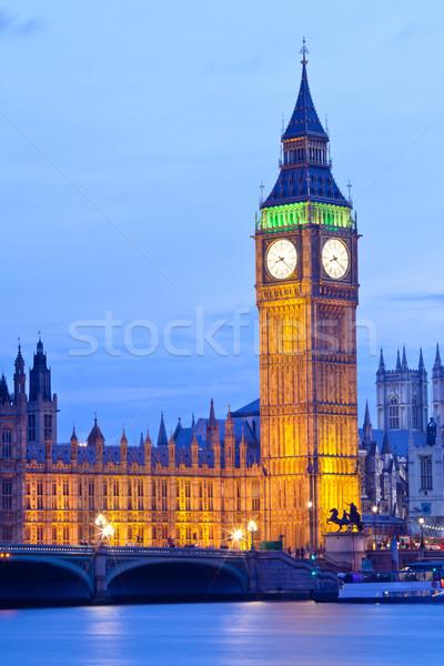 Londra clock torre casa inghilterra costruzione for Nuove case coloniali in inghilterra