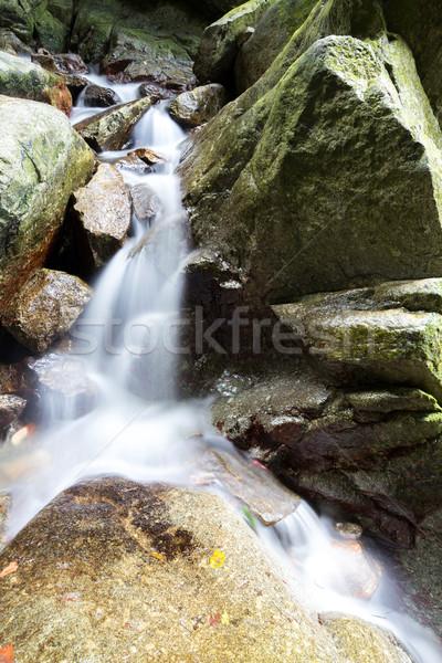 Sai Khao Waterfall Stock photo © vichie81