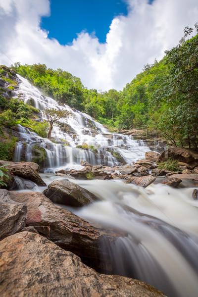 Maeya Waterfall Stock photo © vichie81