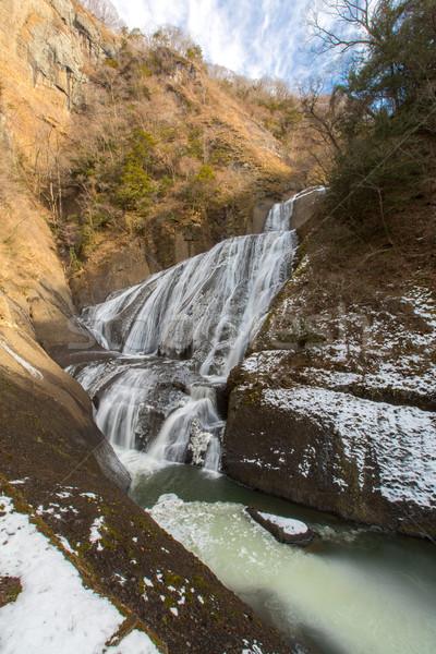 Fukuroda Fall Winter Stock photo © vichie81