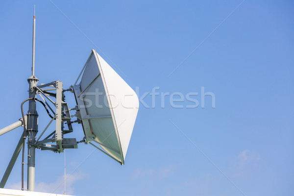 衛星 ラジオ ビッグ 空 電話 ストックフォト © vichie81