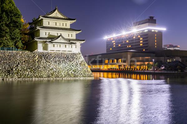 Nagoya Castle Stock photo © vichie81