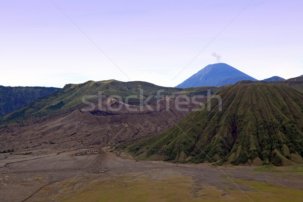 Bromo National Park, Java, Indonesia Stock photo © vichie81
