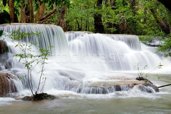 Tropial Waterfall Stock photo © vichie81