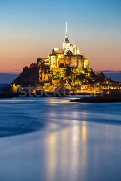 Mont Saint Michele Stock photo © vichie81