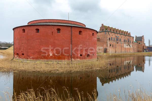 Malmo Castle Stock photo © vichie81