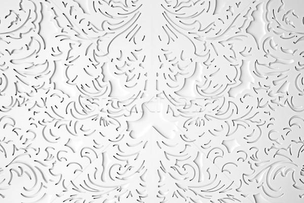 Готский плитка стены королевский текстуры Vintage Сток-фото © vichie81