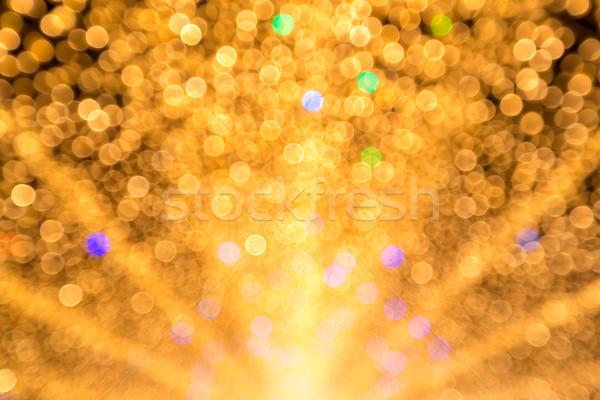 marquee light blur background Stock photo © vichie81