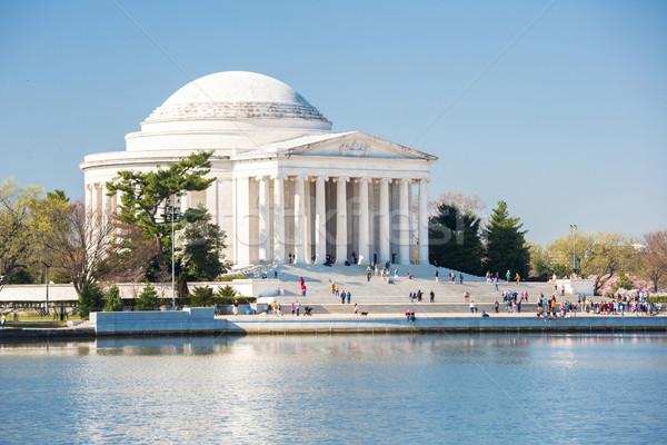 Thomas Jefferson Memorial Stock photo © vichie81