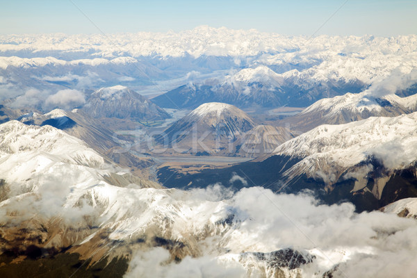 Mount Cook Stock photo © vichie81