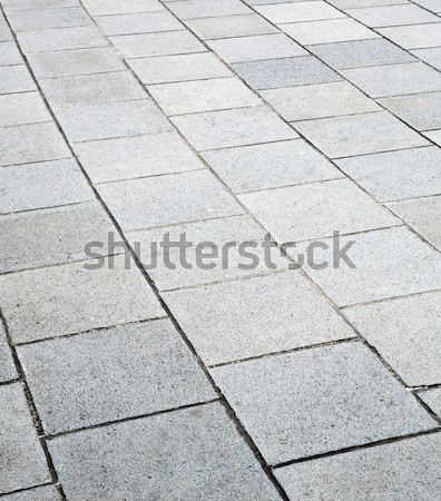 brick pavement road Stock photo © vichie81