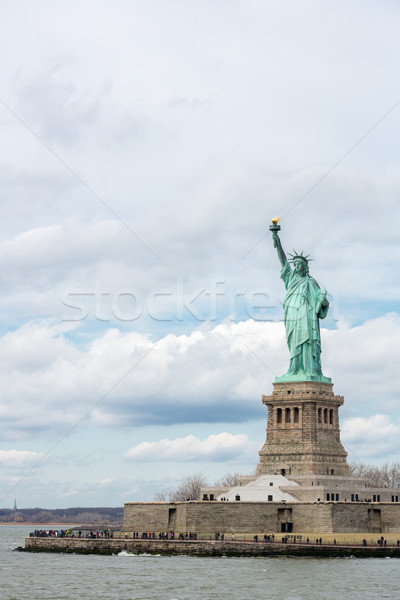 Statue of Liberty Stock photo © vichie81