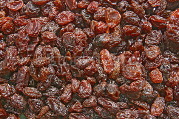 Dry Seedless Raisin Stock photo © vichie81