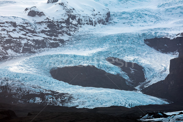 Fjallsarlon Glacial Lagoon Iceland Stock photo © vichie81