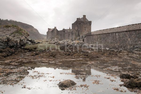 Eilean Donan Castle Stock photo © vichie81