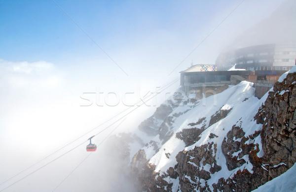 Pilatus Mountain Alps Stock photo © vichie81