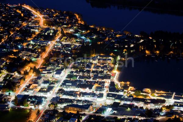 Queenstown, New Zealand Stock photo © vichie81