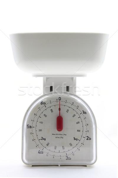 food scale Stock photo © vichie81