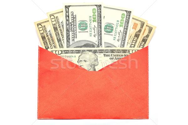 お金 中国語 封筒 ドル 現金 ストックフォト © vichie81