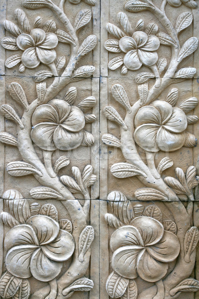 stone carving Stock photo © vichie81