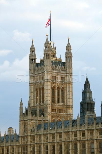 Foto stock: Casa · parlamento · Londres · torre · inglaterra · edifício