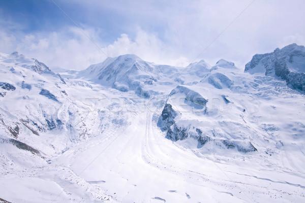 Matterhorn region, Switzerland Stock photo © vichie81