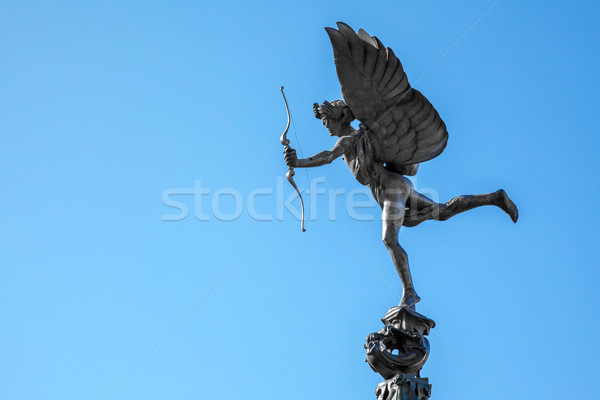 Cupid statue Stock photo © vichie81