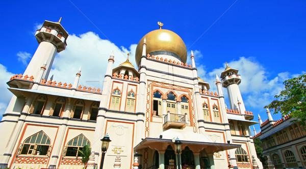 Masjid Sultan,Singapore  Stock photo © vichie81