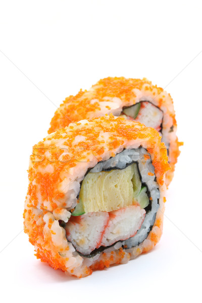 Maki Sushi Stock photo © vichie81