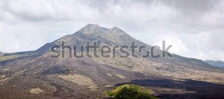 Panorama Batur volcano Stock photo © vichie81