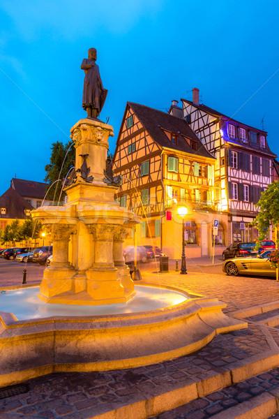 Colmar France Stock photo © vichie81