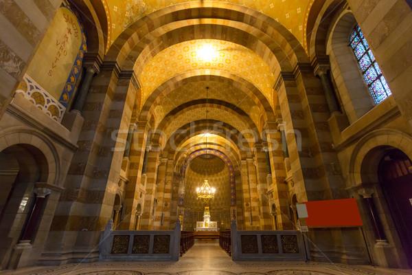 Marseille Cathedral de la Major Stock photo © vichie81
