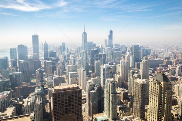 Chicago città USA cielo Foto d'archivio © vichie81