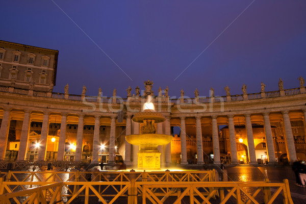 Vatican Rome Italy Stock photo © vichie81