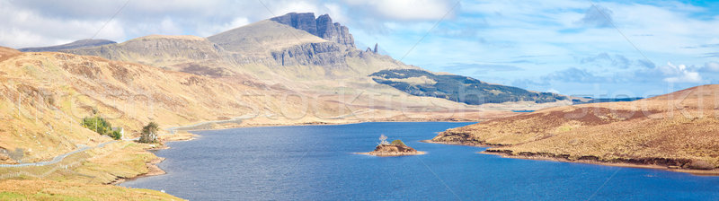 The Old Man Of Storr Scotland Stock photo © vichie81