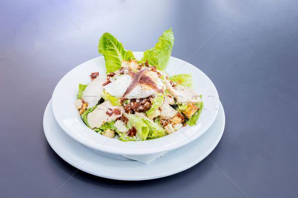 Ceasar Salad Stock photo © vichie81