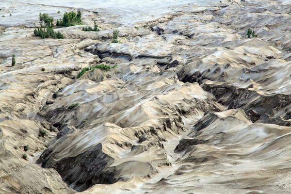 Desierto duna Indonesia montana paisaje volcán Foto stock © vichie81