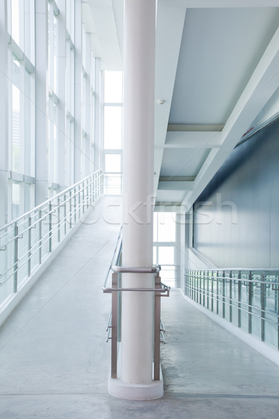 Modern architecture corridor  Stock photo © vichie81