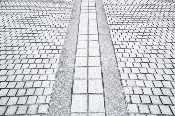 pavement road Stock photo © vichie81