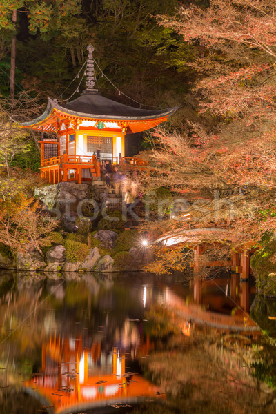 Daigoji Temple Kyoto Japan Stock photo © vichie81